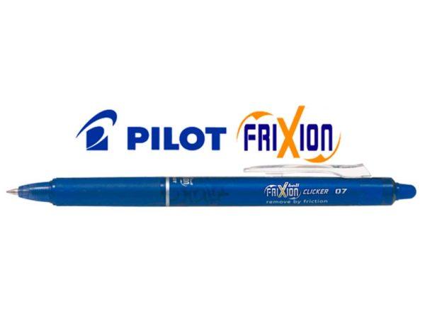 FriXion Ball Clicker - Roller inchiostro Gel - Punta Media