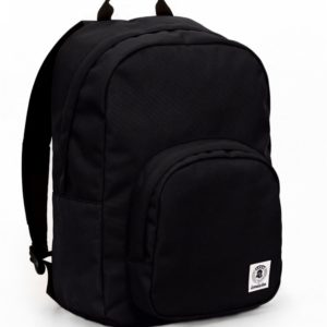 ZAINO OLLIE PACK PLAIN - JET BLACK