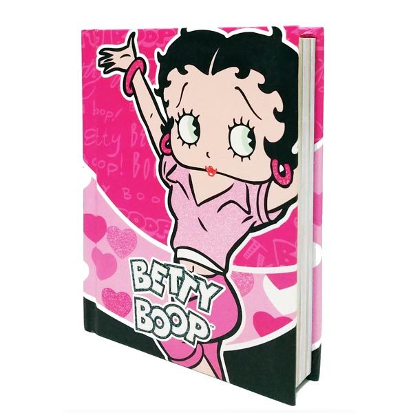 Diario Betty Boop