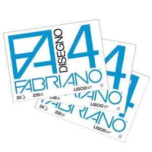 Album FABRIANO 4 Liscio
