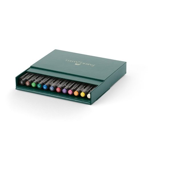 Penna Pitt Artist Pen 12 colori B