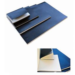 Quaderno degli artisti spillato, carta ruvida