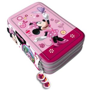 ASTUCCIO 3 ZIP MINNIE
