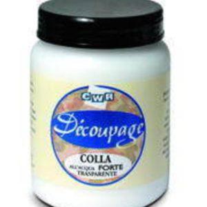 COLLA DèCOUPAGE CWR