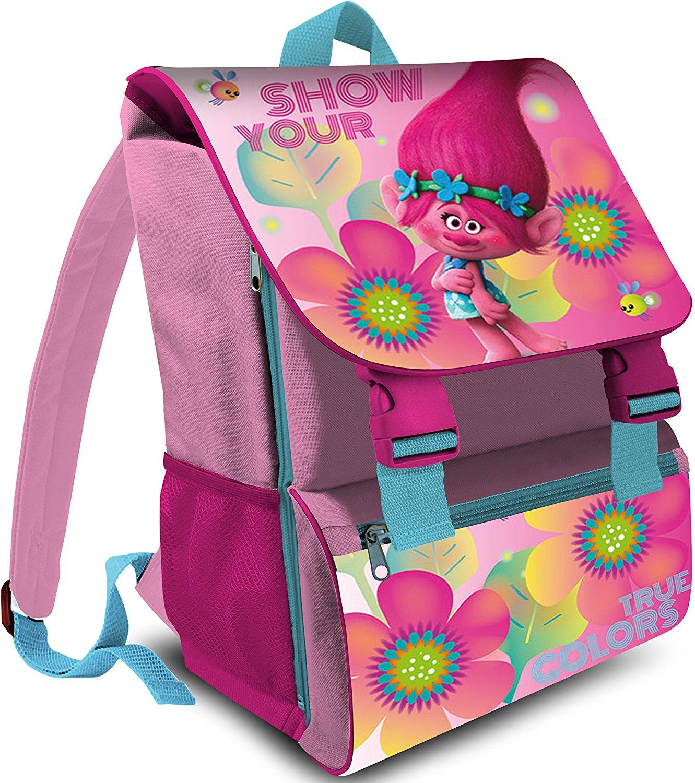 a4387a5c99 Zaino estensibile 41cm Trolls Principessa Poppy - Cartoleria Shop Online