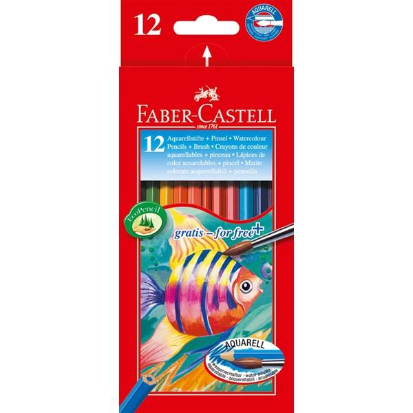 Matite colorate acquerellabili astuccio cartone 12 for Arredamenti in cartone shop on line